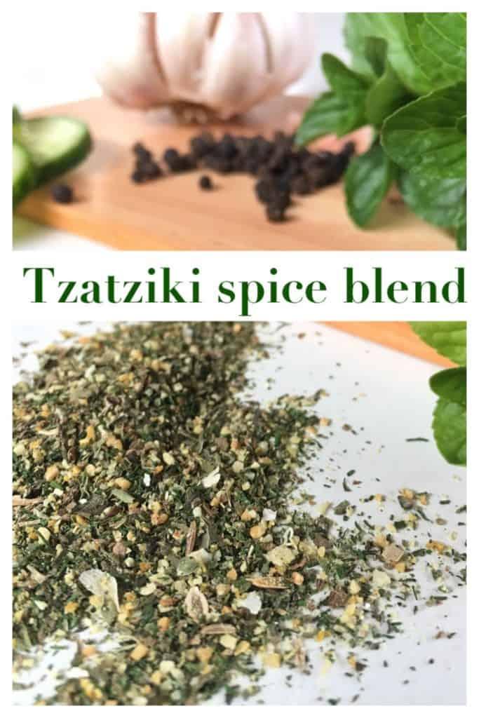 Tzatziki spice blend